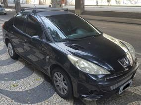 Peugeot 207 Passion 1.6 16v Xs Flex Sedan