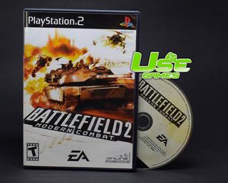 Ps2 - Battlefield 2 Modern Combat - Original