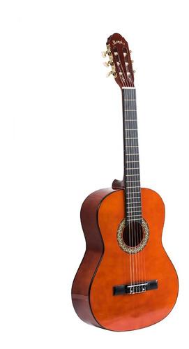 Guitarra Clasica Criolla Memphis Con Funda De Regalo