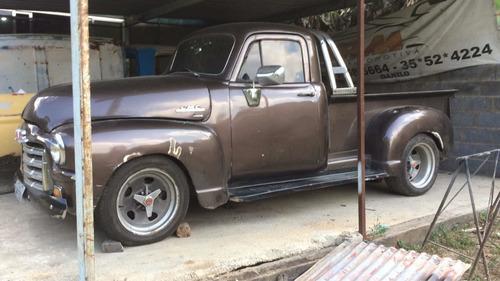 Chevrolet Gmc 1954turbo Diesel