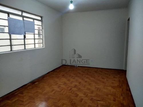 Imagem 1 de 22 de Apartamento Para Alugar, 70 M² Por R$ 1.100,00/mês - Jardim Baroneza - Campinas/sp - Ap18304
