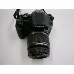 Câmera Canon T2i(usada)+ 2 Baterias E Carregador