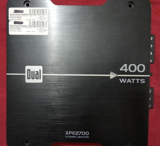 Planta Dual Xpe2700