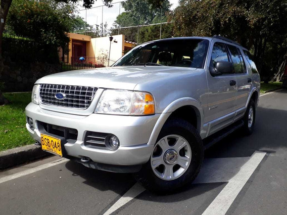 Ford Explorer Xlt At 4000 Cc 7 Puestos