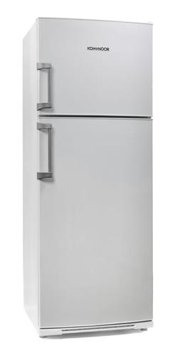 Heladera auto defrost Koh-i-noor KD-4394/7  blanca con freezer 413L 220V