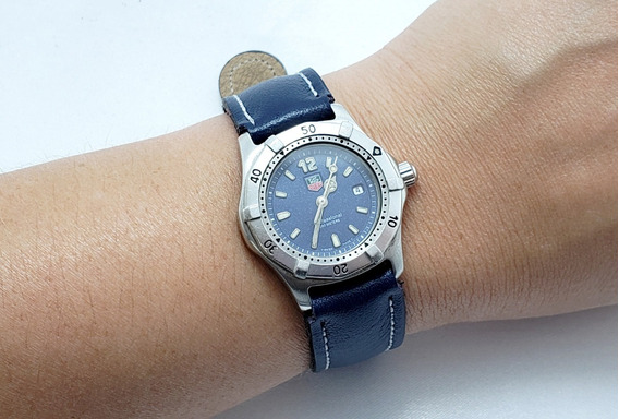 Relógio Feminino Tag Heuer Profissional Wk1313 Swiss Made