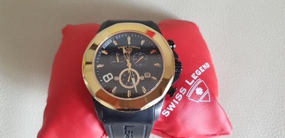 Reloj Swiss Legend Monte Carlo Caballero Original