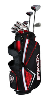 Set Strata Plus Caballeros By Callaway Golf Center