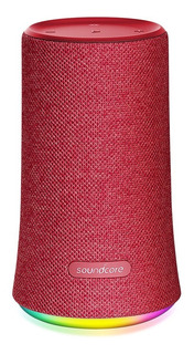 Parlante Bluetooth Soundcore Flare Rojo Anker