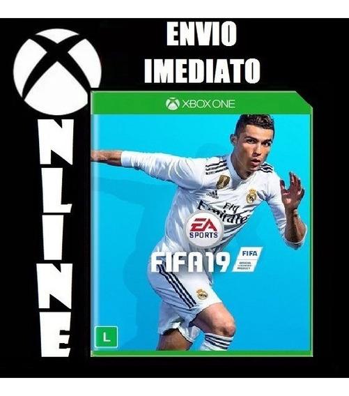 Fifa 19 Xbox One Digital Online Original Imediato