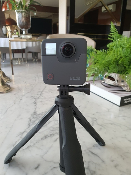 Gopro Fusion 360 Vídeo 5.2k, Foto 18mp