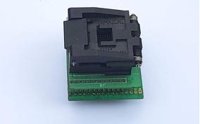 Adaptador Para Gravador De Eprom Cnv-plcc-pal28a