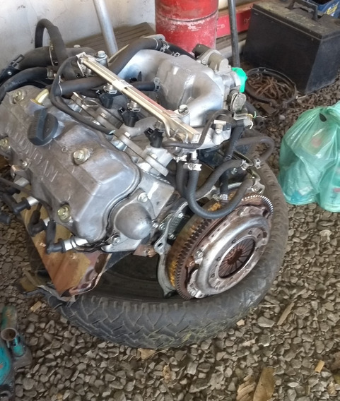 Motor Completo Hafei Towner/effa/chana Com Baixa No Detran