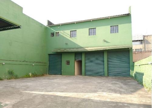 Locação Salão - Santo Amaro, São Paulo-sp - Rr4009