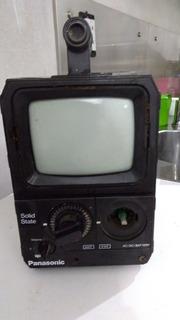 Tv Panasonic Antigua Y Portatil
