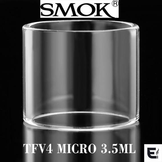 Vidro Reposição Tfv4 Micro 3.5ml - 1 Unidade