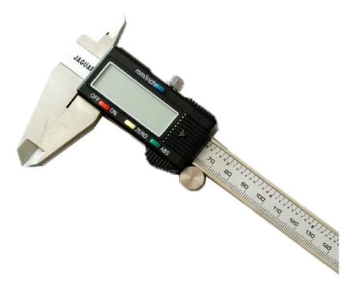 Imagen 1 de 6 de Calibrador Pie De Rey Digital 8 Pulgadas X 0.0005