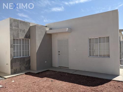 Imagen 1 de 12 de Casa Nueva En Venta Florencia Residencial Mod. Sienna Cd. Juarez, Chih