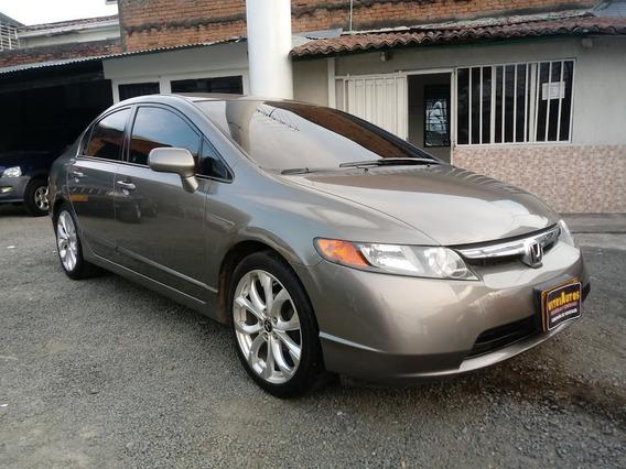 Honda Civic Lx Motor 1800 2007