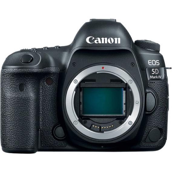 Canon 5d Mark Iv (corpo) Fullframe 4k Garantia Novo