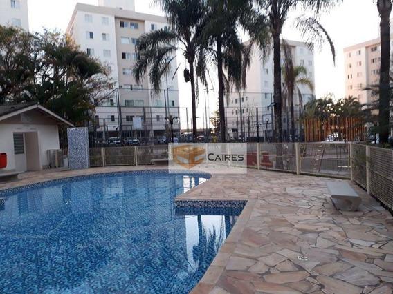 Apartamento Para Alugar, 65 M² Por R$ 850,00/mês - Swift - Campinas/sp - Ap5138