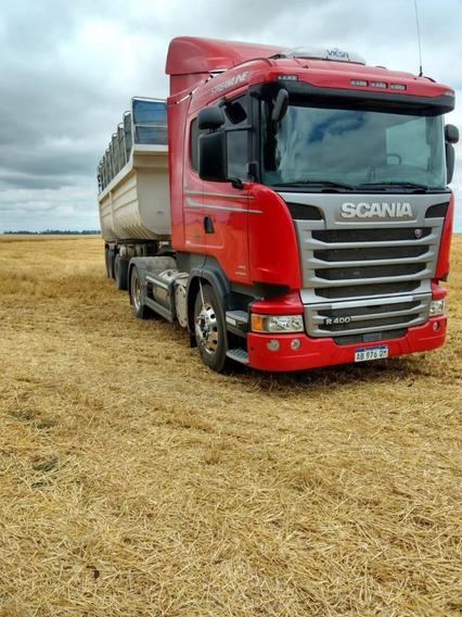 Scania R 400 Camion