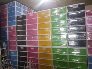 Gaveteros De 6 Y 5 Gavetas De Todos Los Colores