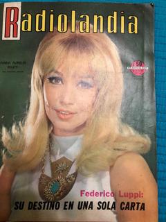 Revista Radiolandia - Año 1968