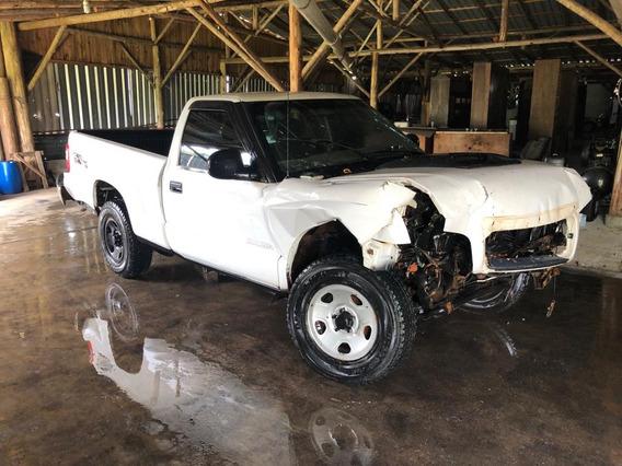 Sucata Chevrolet S10 Cs 2.8 Mwm 4x4 Para Retirada De Peças