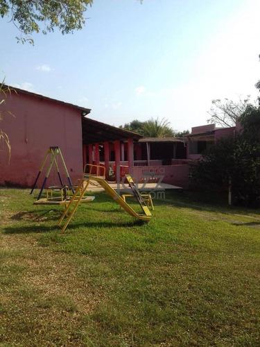 Chácara Com 2 Dormitórios À Venda, 900 M² Por R$ 350.000,00 - Chácaras Estância Das Águas - Monte Mor/sp - Ch0494