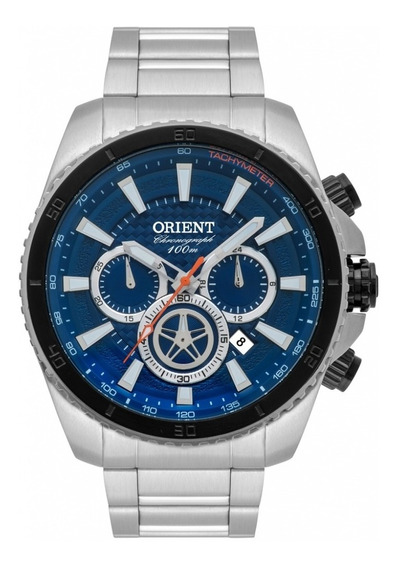 Relógio Masculino Orient Mbssc168-d1sx