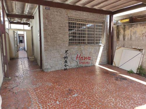 Sobrado Com 3 Dormitórios À Venda, 120 M² Por R$ 621.000,00 - Vila Fiat Lux - São Paulo/sp - So0905