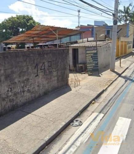 Imagem 1 de 5 de Terreno A Venda Em Vila Silviânia  -  Carapicuíba - 43432