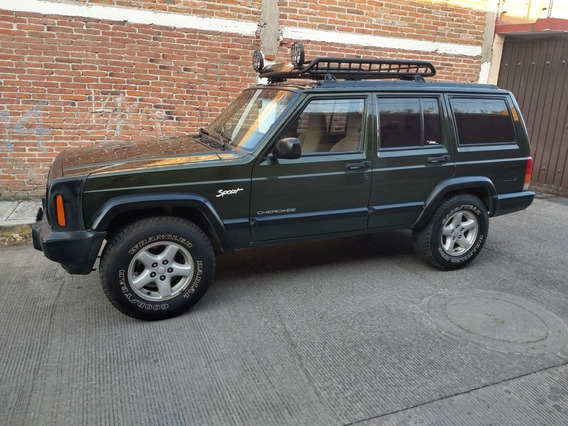 Jeep Cherokee Cherokee Sport 4x2 At 1998