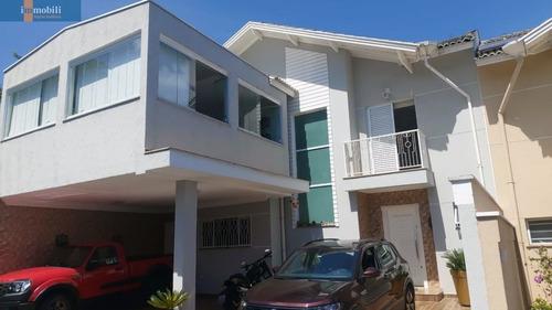 Imagem 1 de 15 de Casa De Condomínio Alto Padrão Bairro Tremembé 4 Dormitórios Sendo 2 Suítes - Gv21122