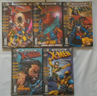 Gibis X-men Super Heróis Premium