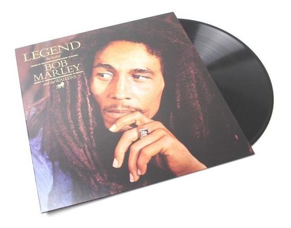 Lp Bob Marley - Legend (180g)