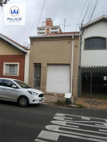 Casa Com 3 Dormitórios À Venda, 140 M² Por R$ 300.000,00 - Alto - Piracicaba/sp - Ca0273