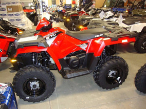 Polaris Atv Sportsman 570 Envio Todo Mexico Damotos.mx