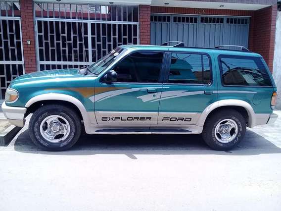 Venta De Camioneta Ford Explorer Del 95