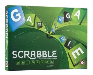 Scrabble Ruibal Juego De Palabras Cruzadas 7950 (3338)