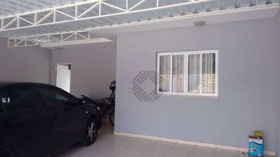 Casa Com 3 Dormitórios À Venda, 220 M² Por R$ 450.000 - Residencial Votorantim Park I - Votorantim/sp - Ca6287