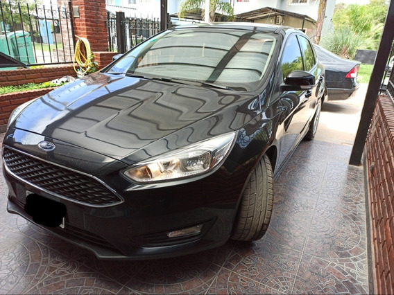 Ford Focus S 1.6 4 Pts
