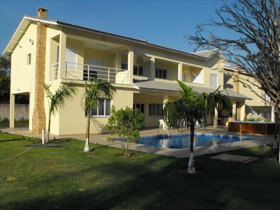 Sobrado Residencial À Venda, Itapema, Guararema. - So0393