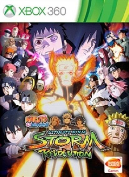 Naruto Storm R ; Frete Grátis