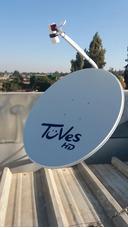 Instalacion Y Orientación De Antenas Satelitales Desde $8000