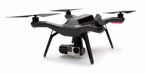 Drone 3dr Solo Original + Gimbal + Bateria Extra + Gopro H4