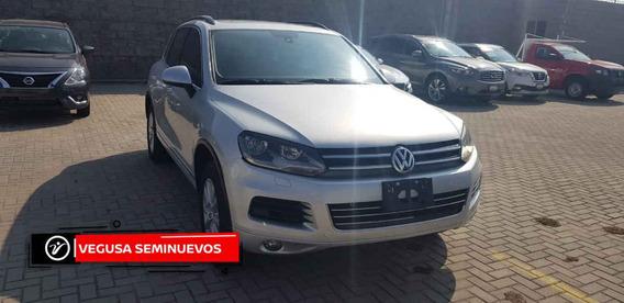 Volkswagen Touareg 5p V6 Tiptronic Climatronic 4x4