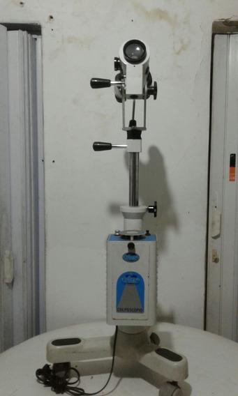 Colposcopio Usado Marca Medpej Usado Faltando Cabo Ótico