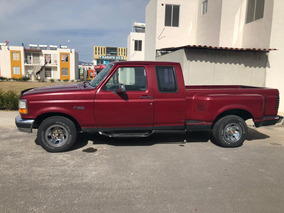 Ford F-150 Pick Up Flare Side 1993 Cabina Y Media,